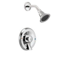 Commercial Shower Faucet Trim with Lever Handle by Moen