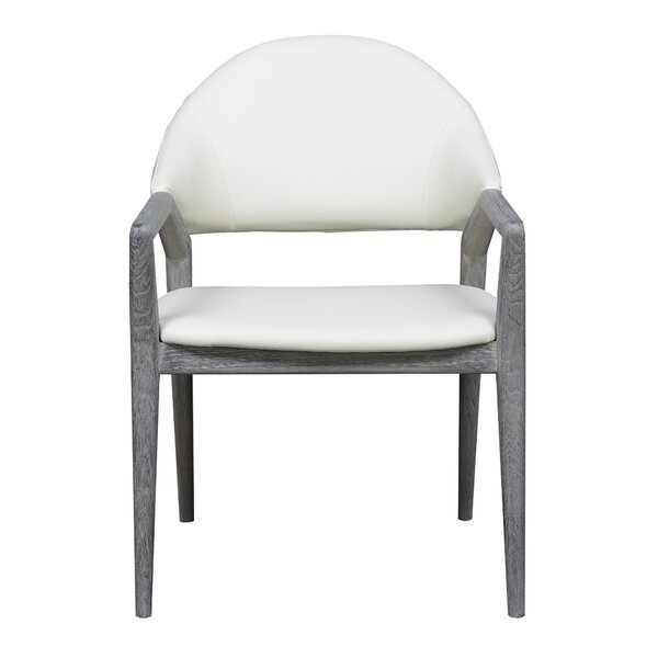 Peirce Upholstered Dining Chair by Bungalow Rose