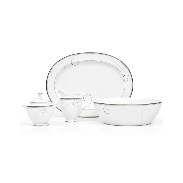 Wave 5 Piece Completer Set by Noritake