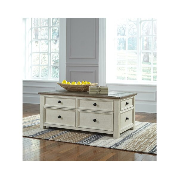Marsha Lift Top Coffee Table With Storage By Alcott Hill