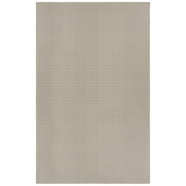 Moses Flatweave Champagne Indoor / Outdoor Area Rug