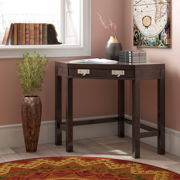 Fatoumata Corner Desk by World Menagerie