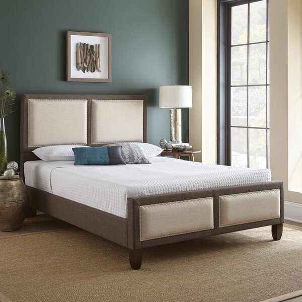 Knapp Queen Upholstered Platform Bed by Latitude Run