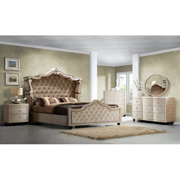 Sweeney Panel Configurable Bedroom Set by Rosdorf Park
