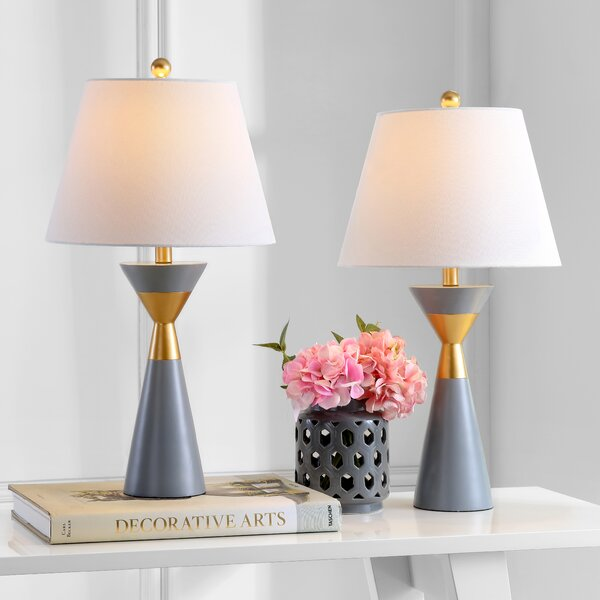 26.5 Table Lamp (Set of 2) by Wrought Studio
