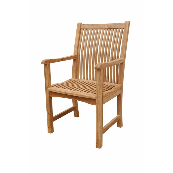 Chicago Teak Patio Dining Chair By Anderson Teak