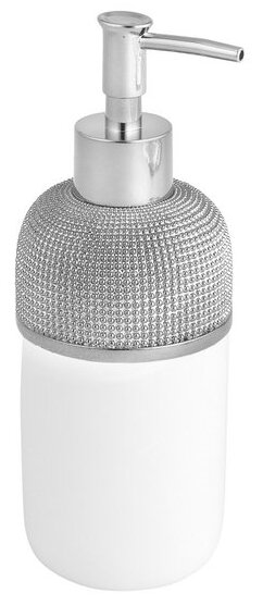 Ceramic Bath Accessory Lotion Dispenser by Sweet Home Collection