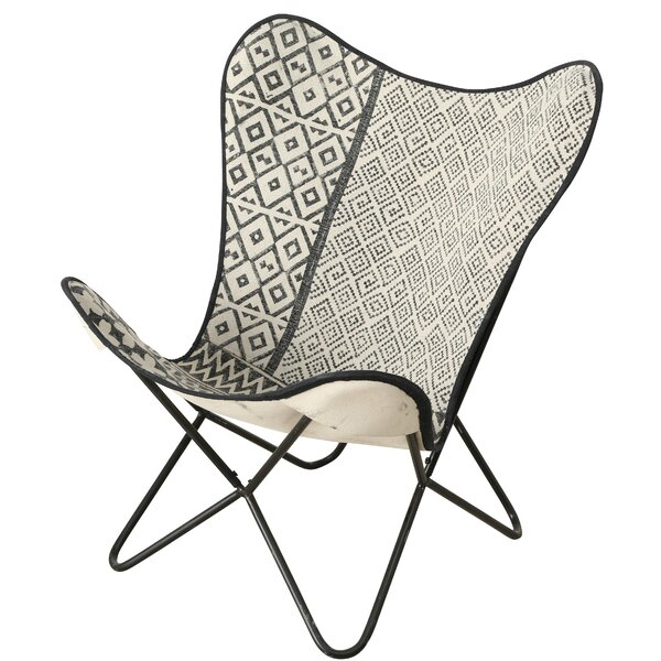 Couture Butterfly Chair by Trule Teen