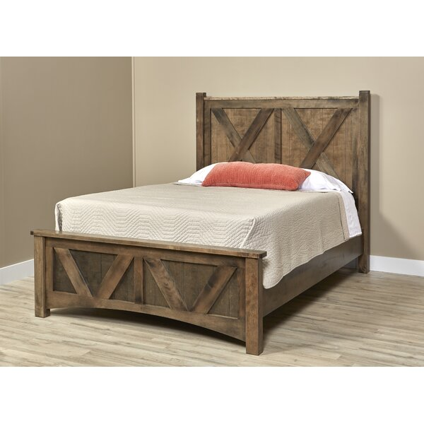 Carolyn Bench Built Standard Bed by Loon Peak