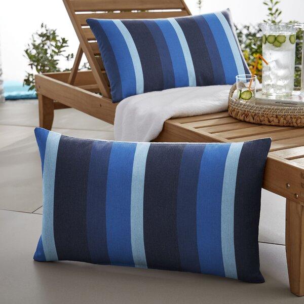 Larissa Indoor/Outdoor Lumbar Pillow (Set of 2)