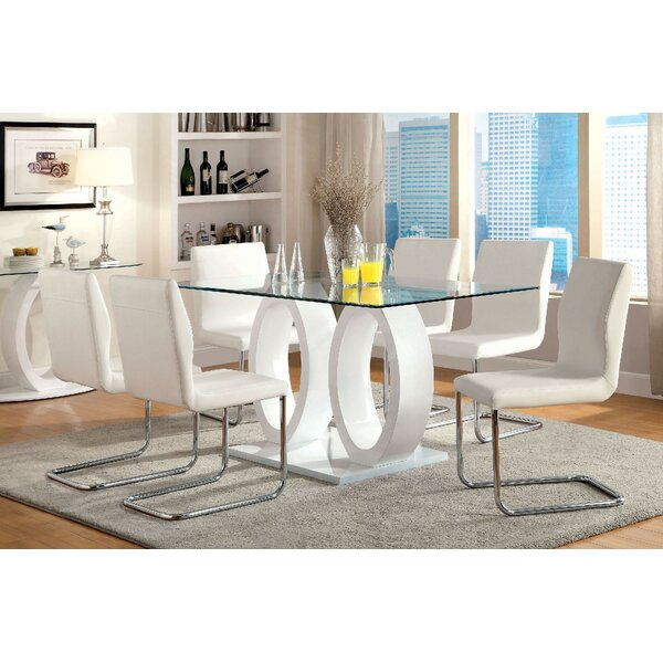 Waller Dining Table by Orren Ellis
