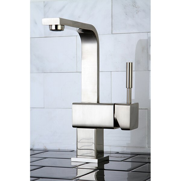 Concord Mono Deck Bathroom Faucet with Push-Up Drain