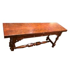 Tuscano Flip Top Console Table by Eastern Legends