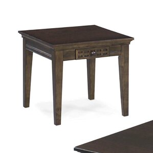 Casual Traditions End Table by Progressive Furniture Inc.