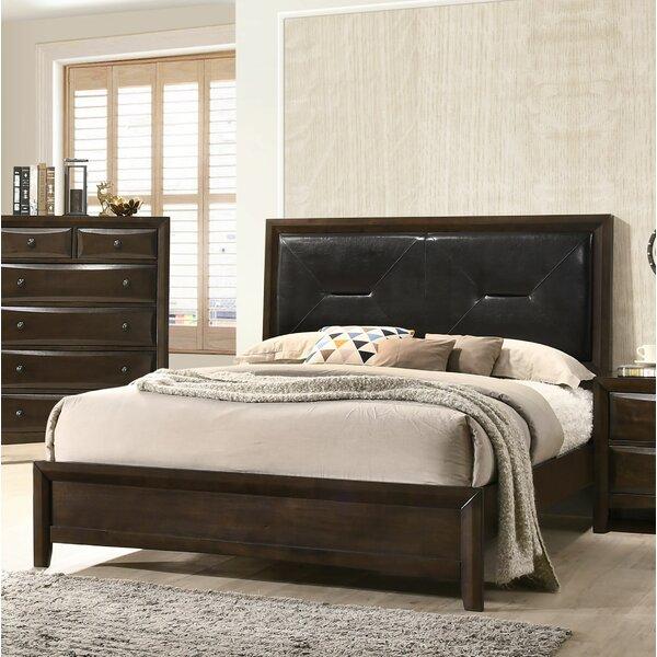 Arabelle Upholstered Standard Bed by Latitude Run