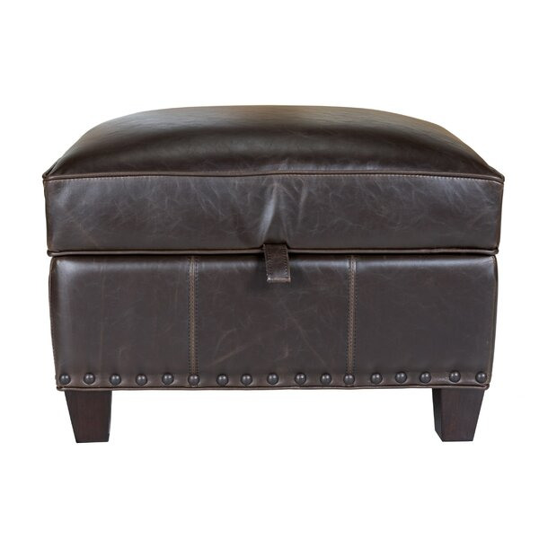 Bradford II Storage Ottoman by Opulence Home