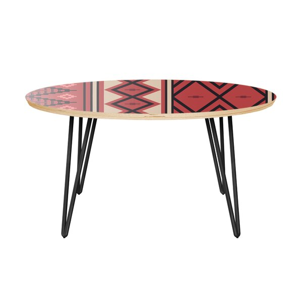Hursey Coffee Table By Bungalow Rose