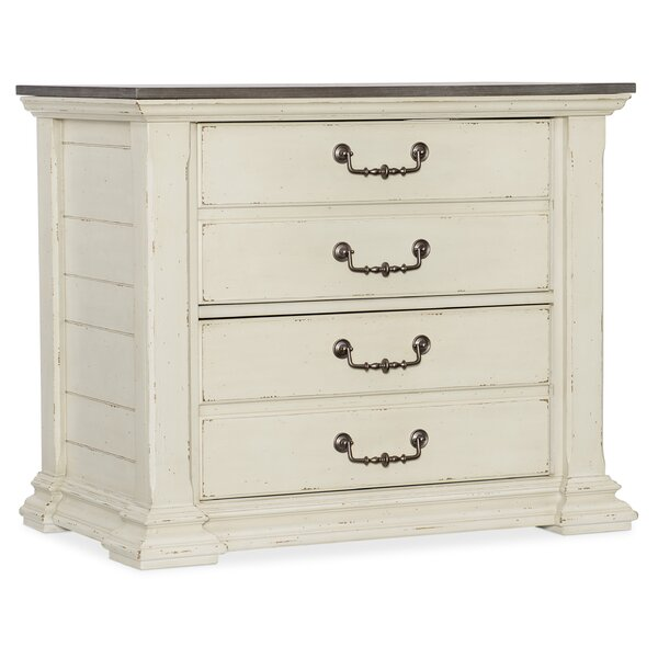 2 Drawer Lateral Filing Cabinet by Hooker Furniture