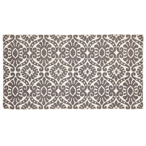 Armagh Brown/Beige Area Rug by Bungalow Rose