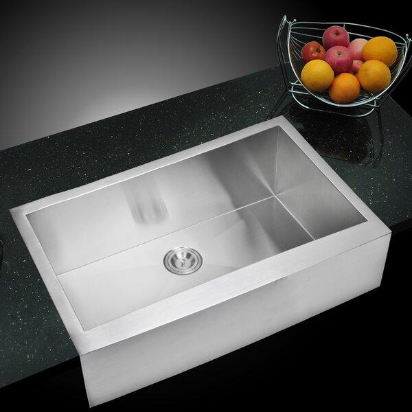 Arlon Single Bowl Kitchen Sink by dCOR design