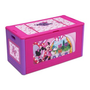 Compare & Buy Disney' Minnie Mouse Toy Box ByDelta Children