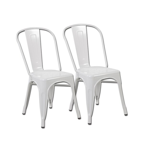 Burton Dining Chair (Set of 2) by Ebern Designs