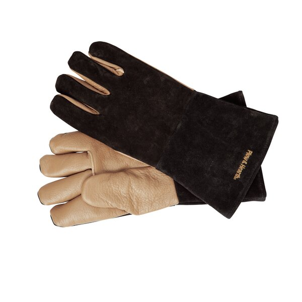 Fireman Shield Gloves by Plow & Hearth