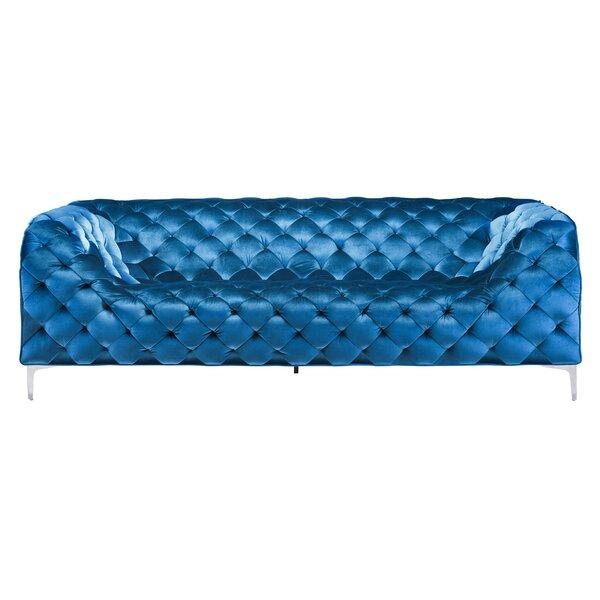 Best #1 Escobar Chesterfield Sofa By Wade Logan Wonderful