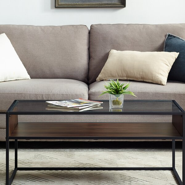 Keyshawn Coffee Table by George Oliver