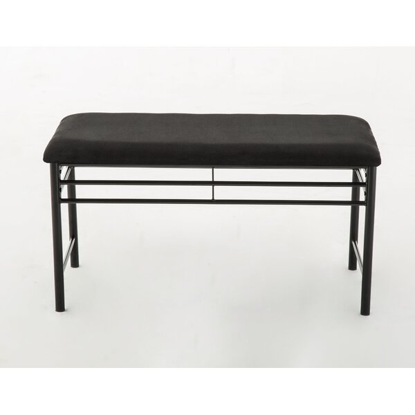 Tyrell Breakfast Nook 2 Piece Upholstered Bench Set by Winston Porter