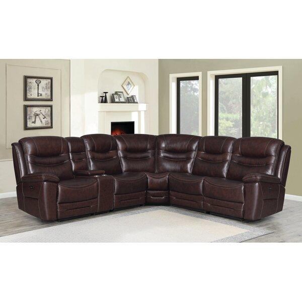 Levant Reversible Reclining Sectional By Red Barrel Studio