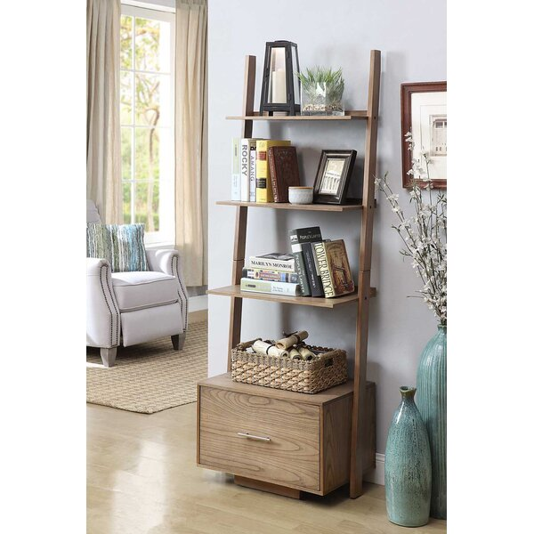 Dominique Ladder Bookcase by Winston Porter
