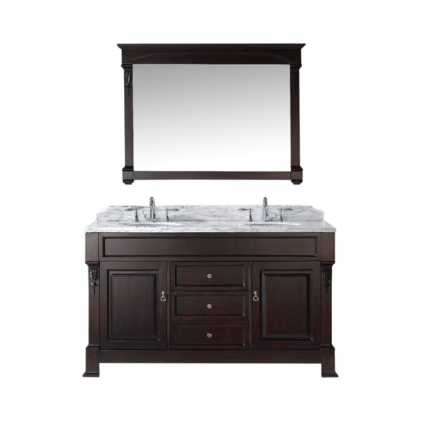Maison 60 Double Bathroom Vanity Set by Darby Home Co