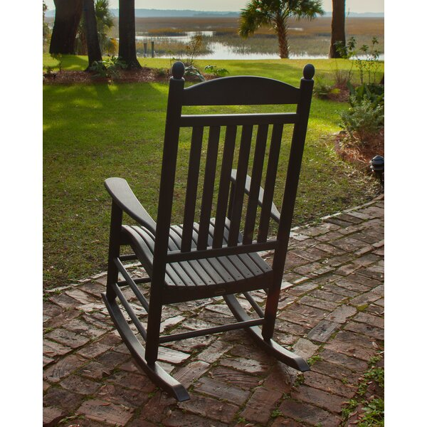 Jefferson Rocking Chair by POLYWOOD®