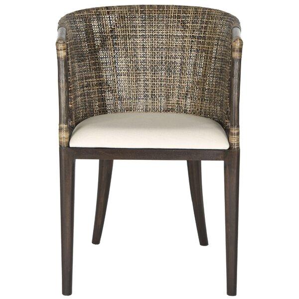 Ira Barrel Chair by Bay Isle Home