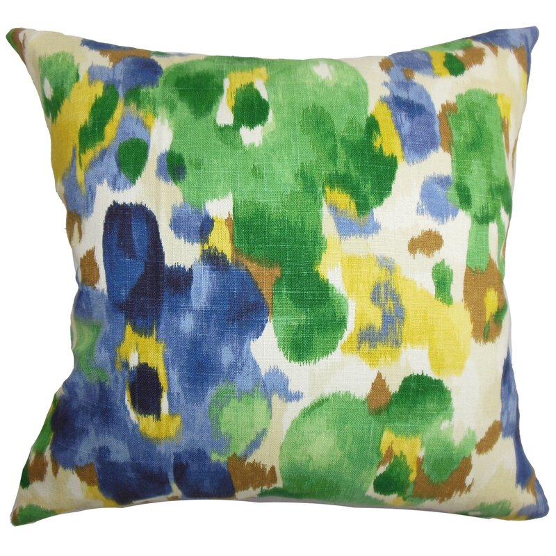 The pillow collection cushion cover reviews for Dayroom yellow bedroom