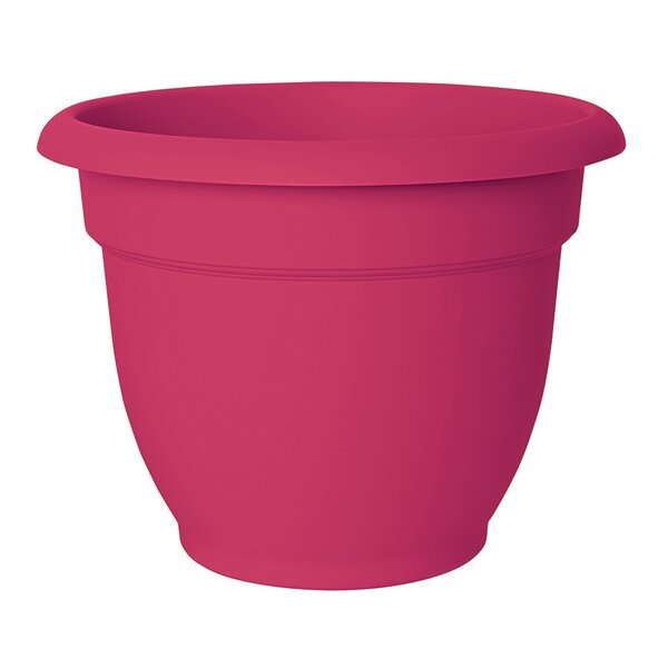 Ariana Self-Watering Plastic Pot Planter by Bloem