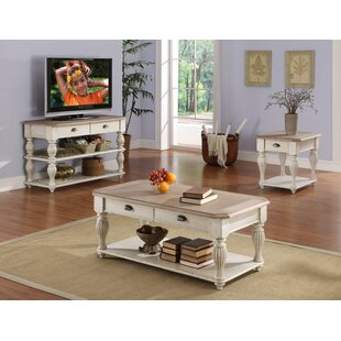 Quevillon Coffee Table Set