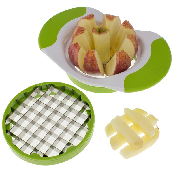 2-in-1 Fruit and Vegetable Cutter by Freshware