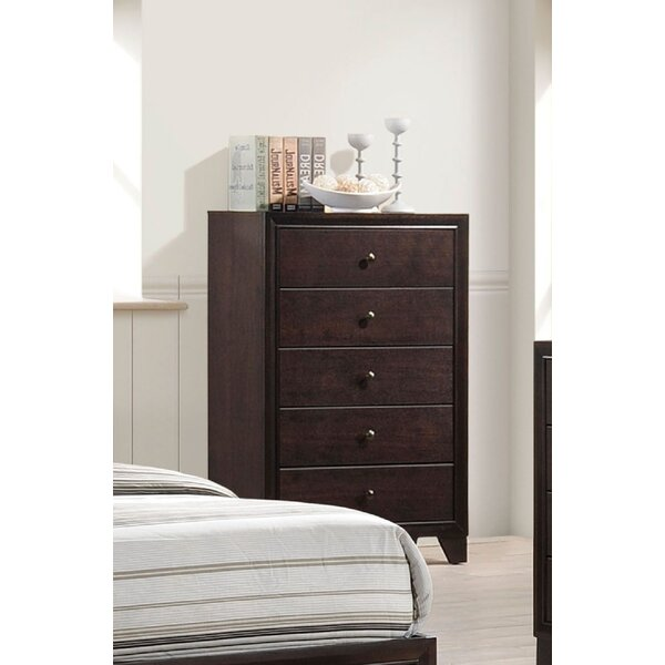 Mame 5 Drawer Chest by Latitude Run