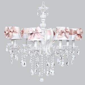 Pageant 8-Light Crystal Chandelier