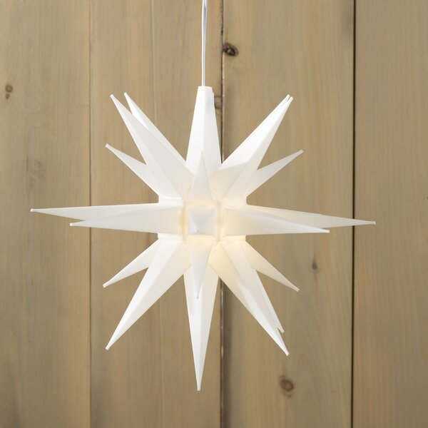 LED Moravian Star by Wrought Studio