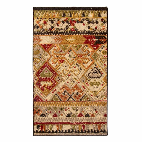 Tribal Council Area Rug by Regence Home