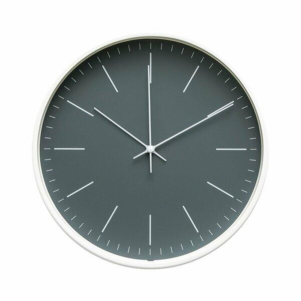 Frates Minimalist Palette 12 Wall Clock by Mistana