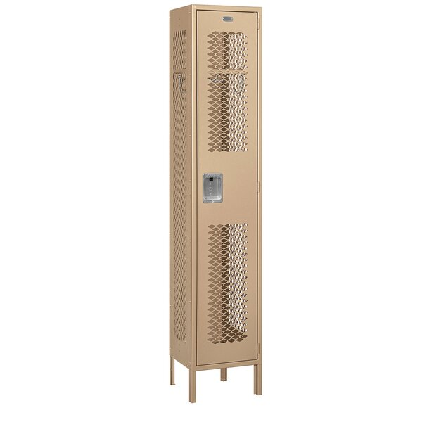 1 Wide 1 Tier Employee Locker by Salsbury Industri