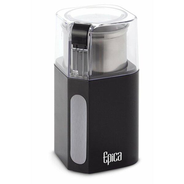Electric Blade Spice and Coffee Grinder by Epica