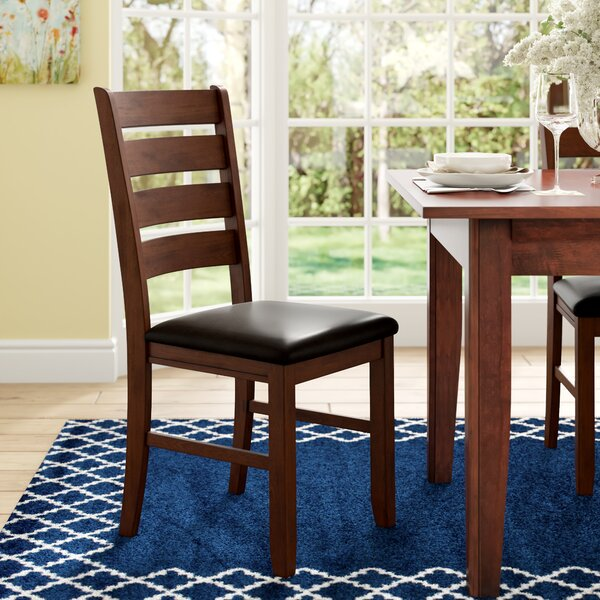 Stephentown Solid Wood Dining Chair (Set of 2) by Red Barrel Studio Red Barrel Studio
