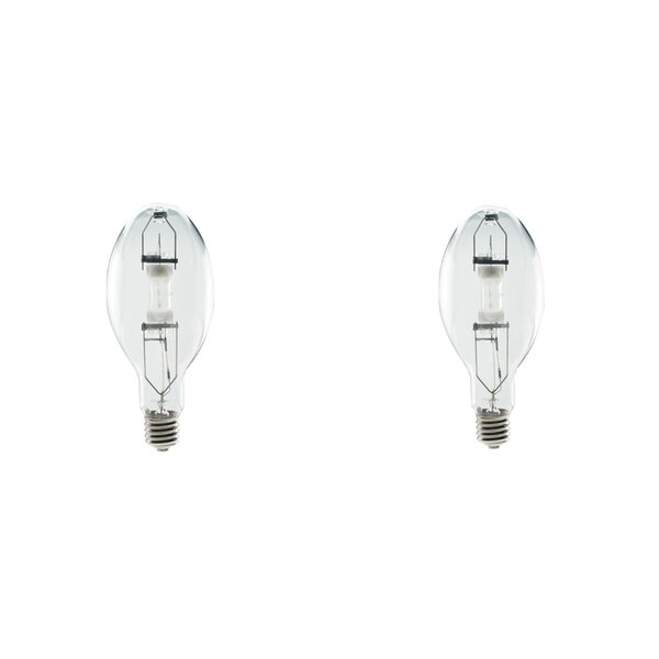 400W E39 Metal Halide Light Bulb (Set of 2) by Bulbrite Industries
