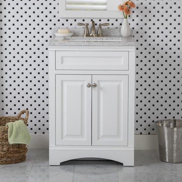 Oxalis 25 Single Bathroom Vanity Set