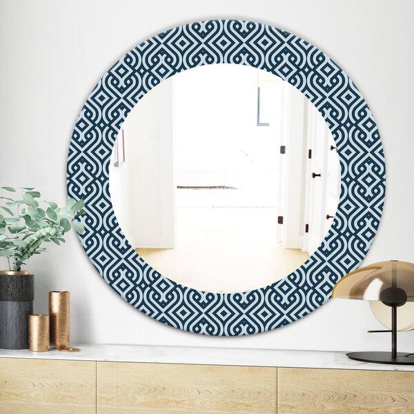 Scandinavian 4 Wall Mirror
